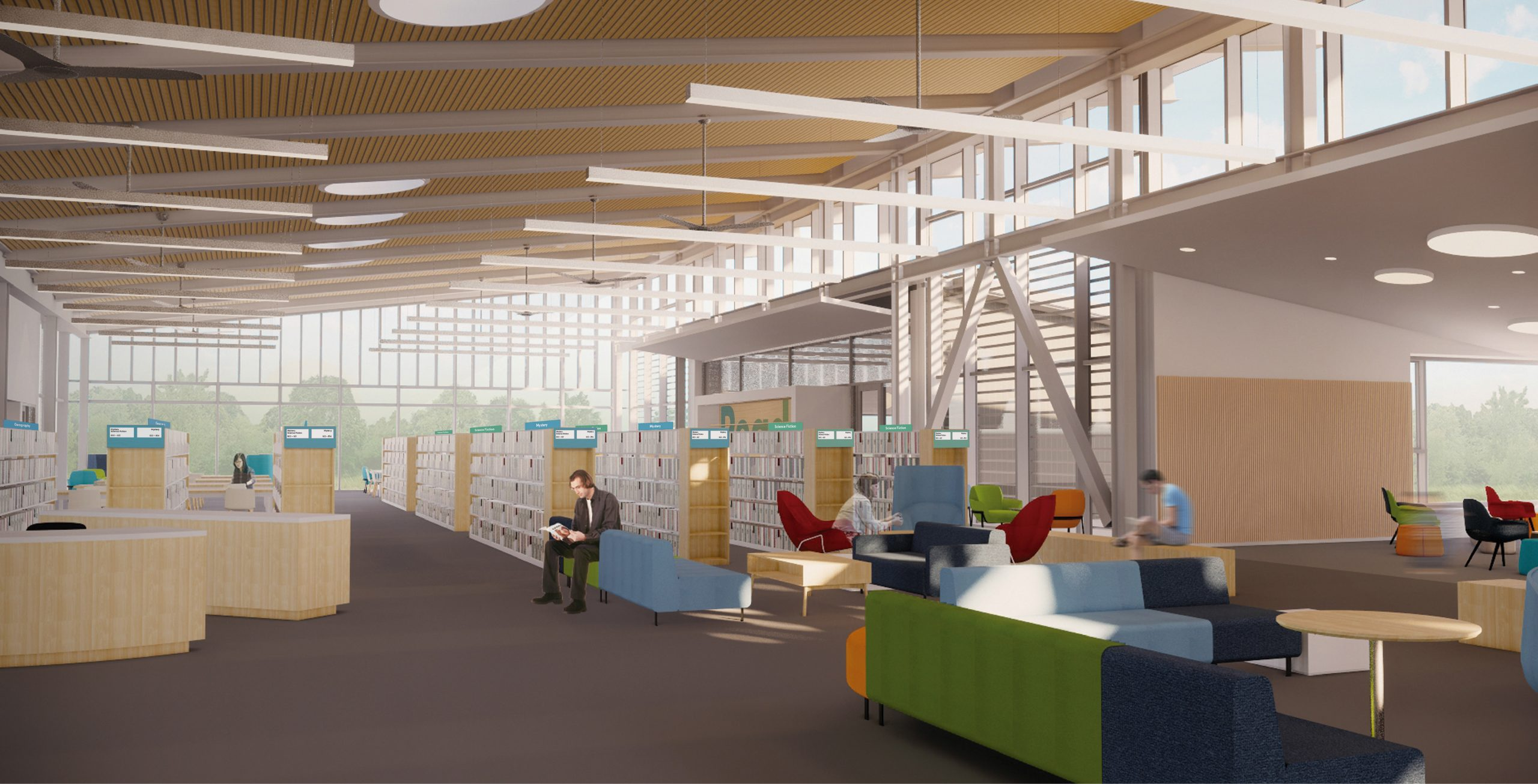 Why we need a new library
