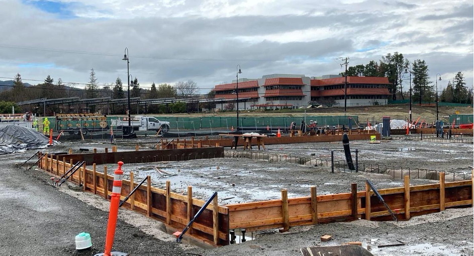 January 2021 Construction Phase Report