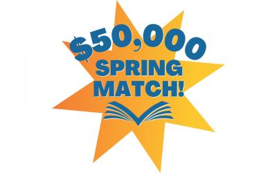 $50,000 Match Challenge
