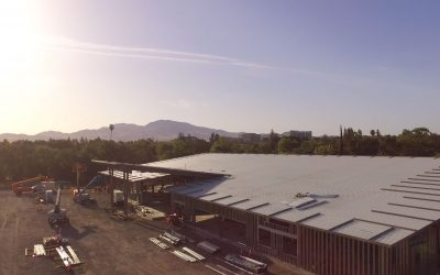 Have You Seen This Amazing Drone Video of the Construction Site?